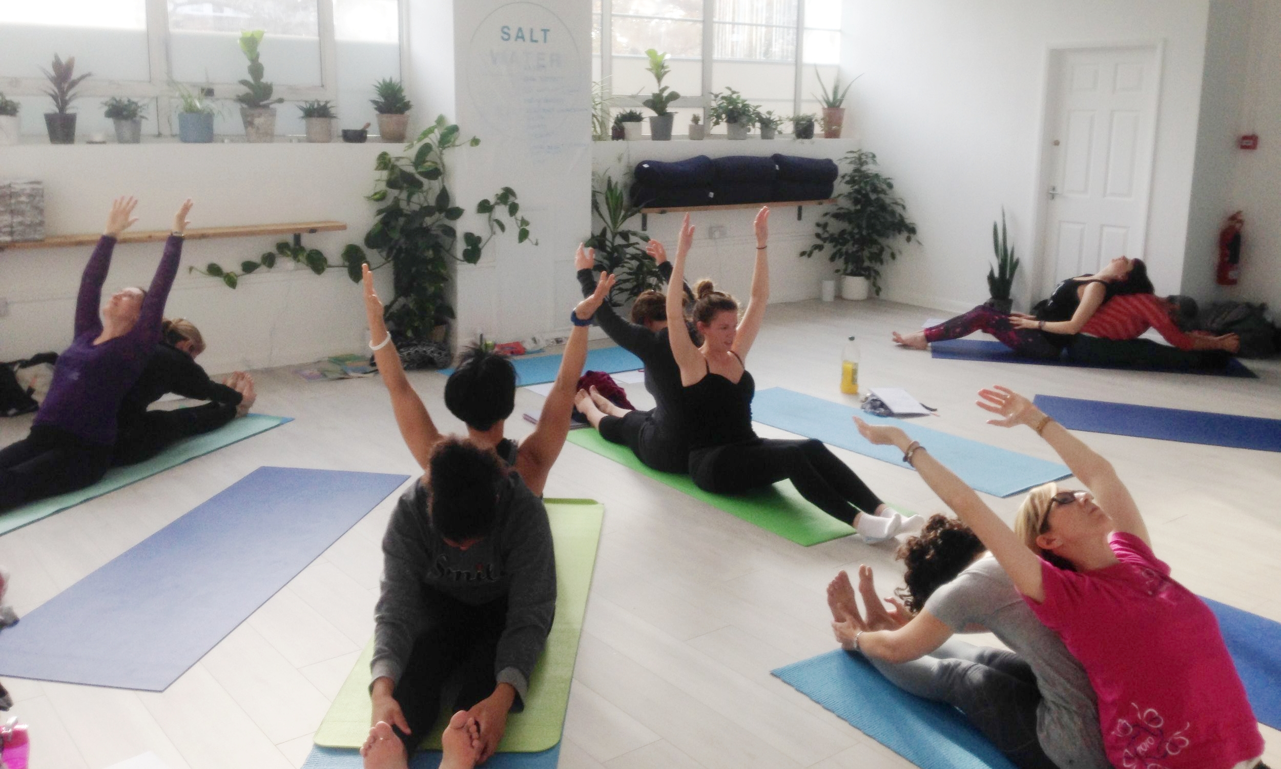 Youth Yoga Training - for yoga teachers and youth professionalsJune 15/16th & July 6/7th, Worthing