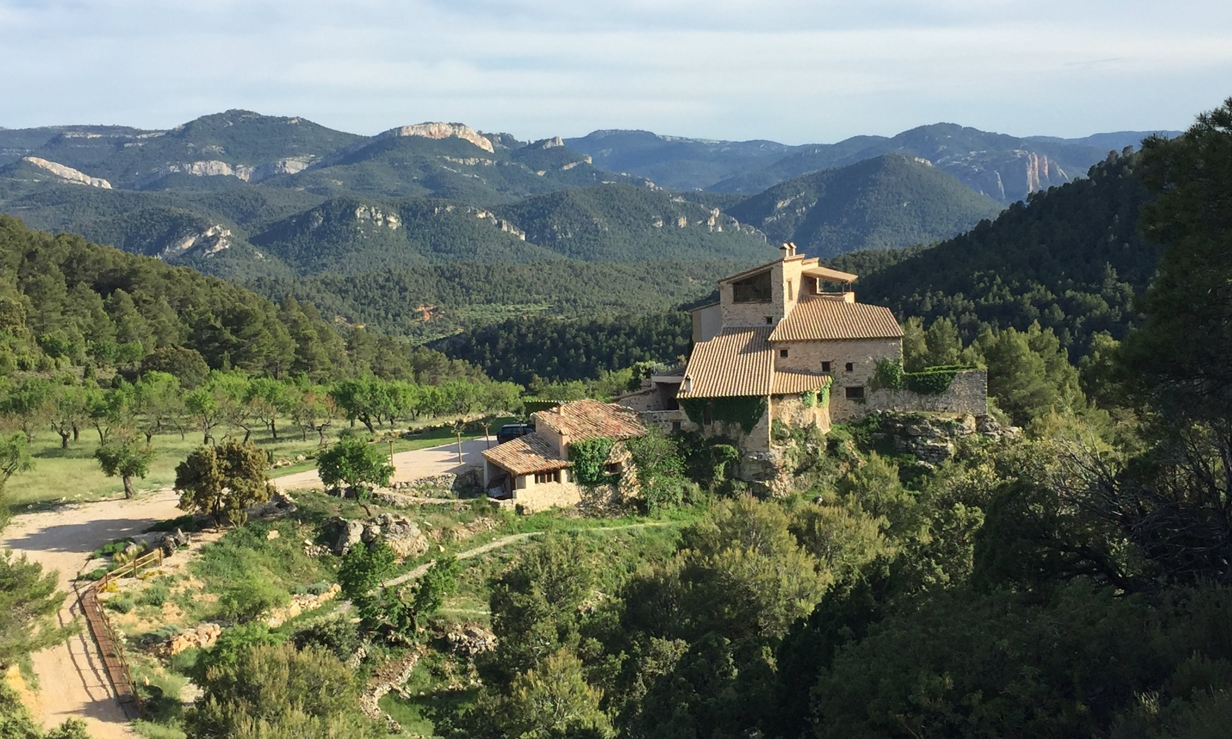 Wilderness Yoga & Fitness Retreat - 13 - 18th May, Spain
