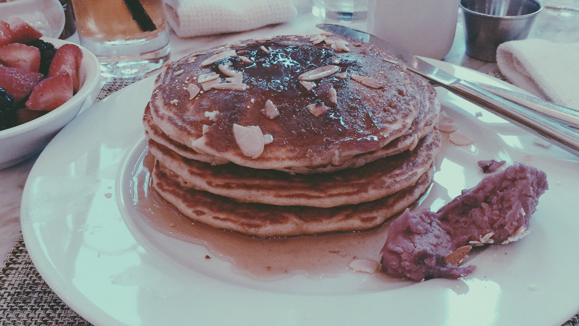 Ok, I'm allowed some pancakes, right?