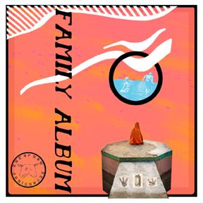 Family Album  EWE of NOW Recordings,2014