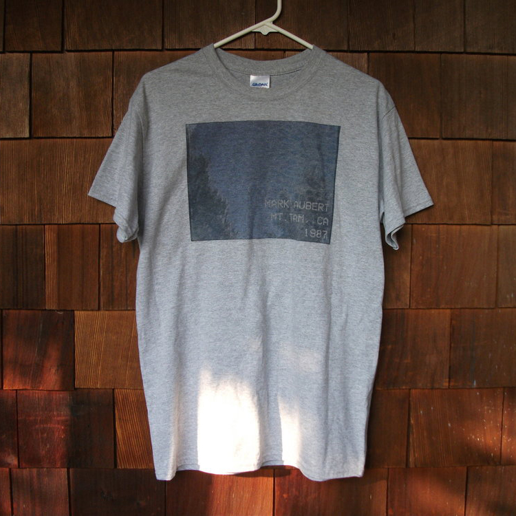 MT. TAM 1987 SHIRT - SOLD OUT -