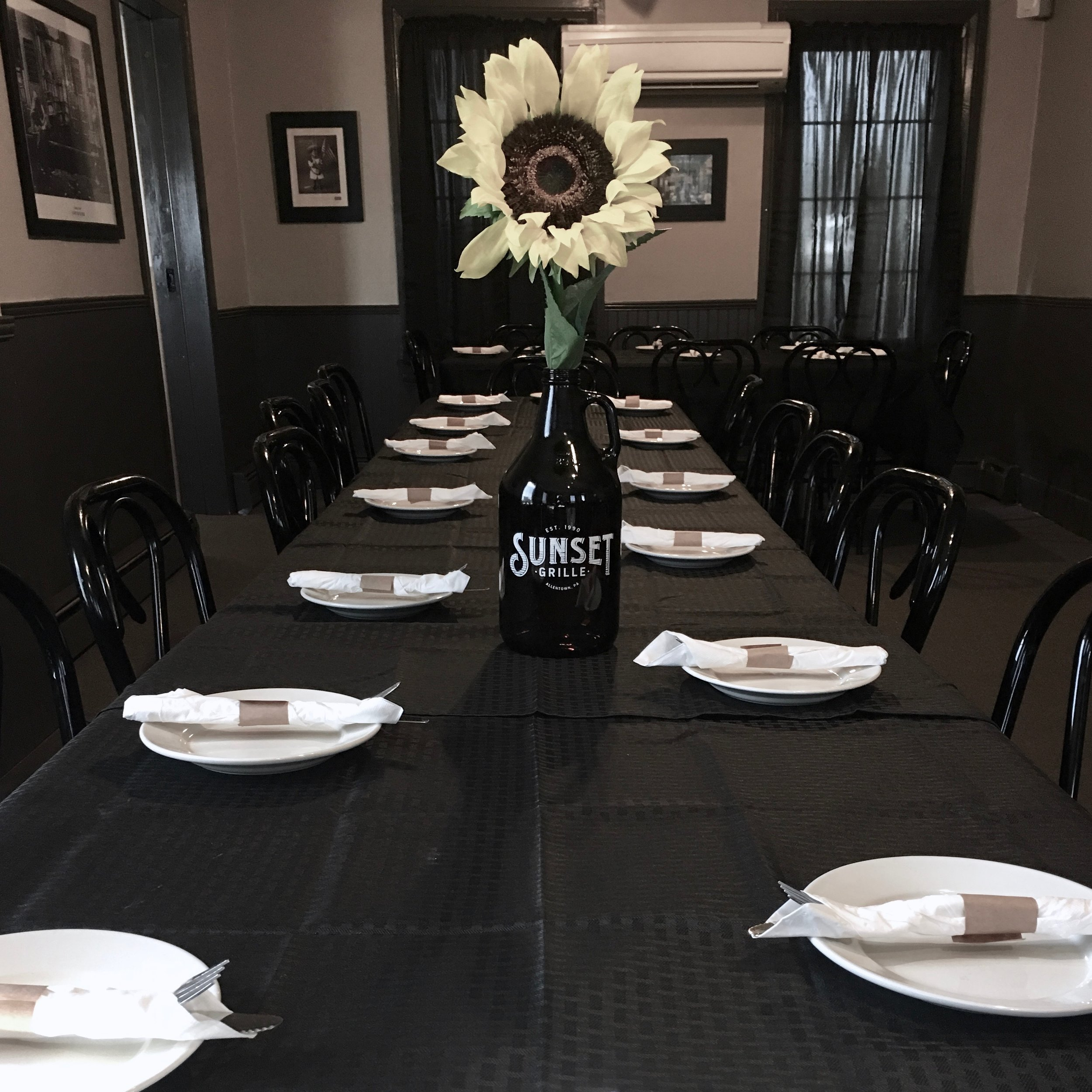 Private Room for Group Dining