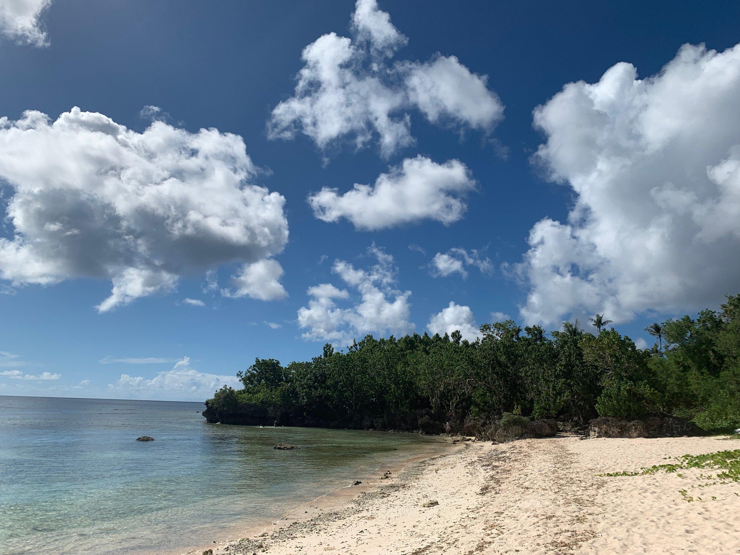 Tanguisson Beach, Guam