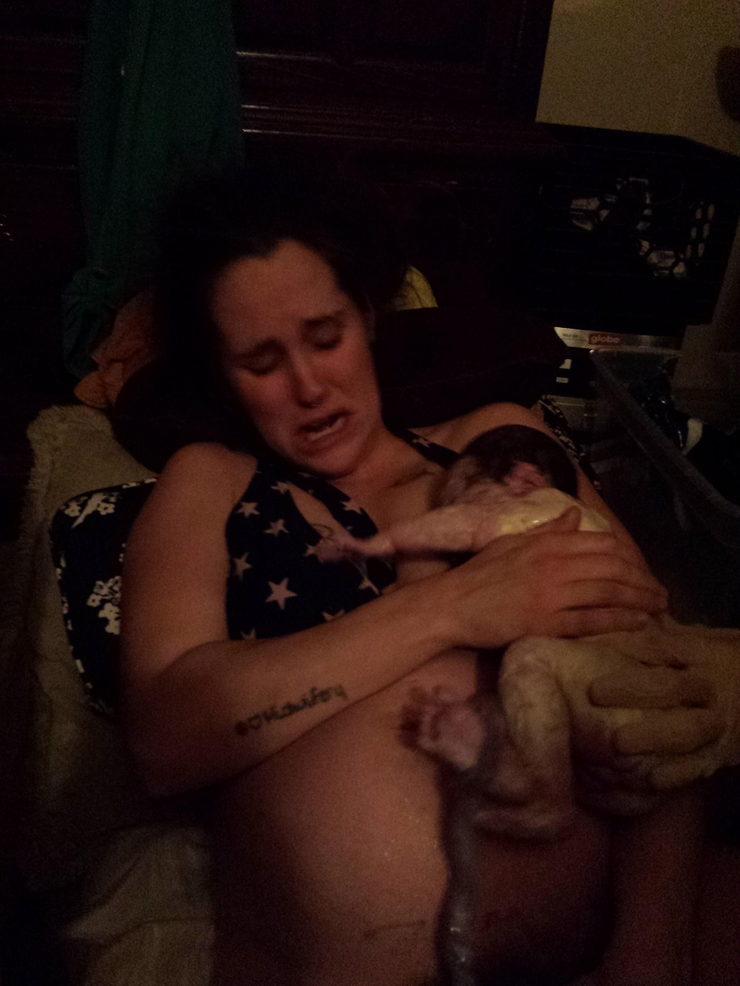 peace love midwifery