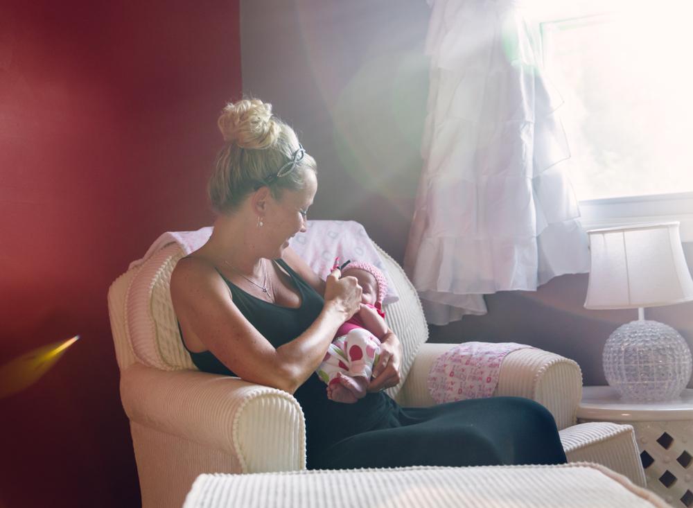 Maria Manco Cleveland Newborn Photography
