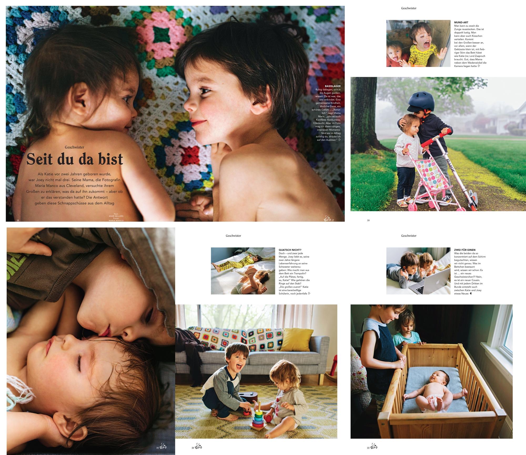 Eltern Magazine Nov 2015