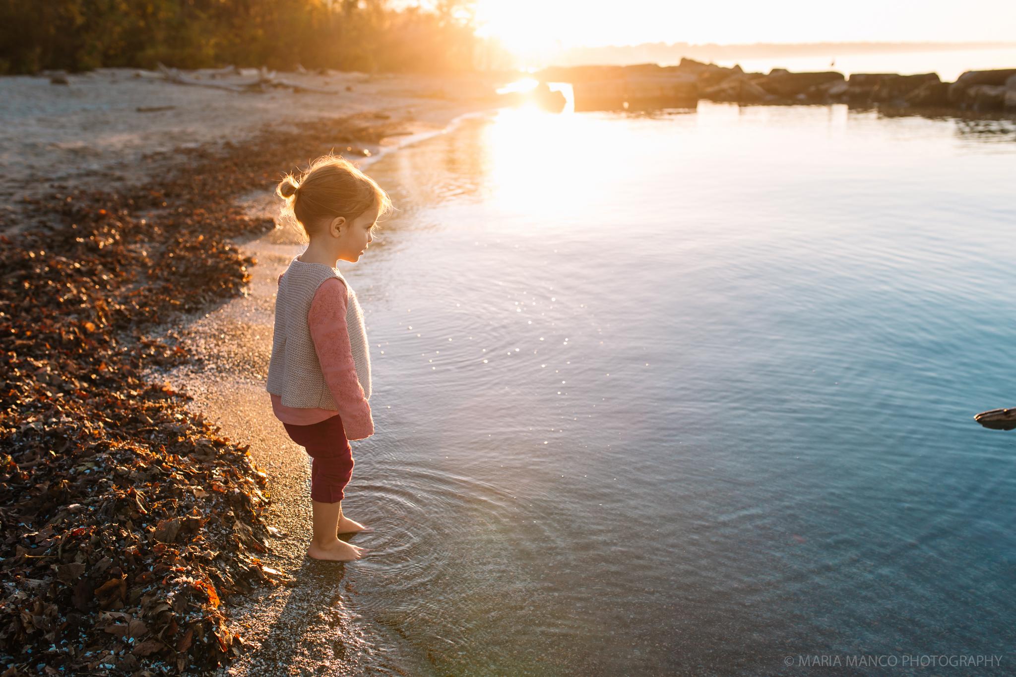 Cleveland Ohio Family Child Photographer Lake Erie Rocky River Beach