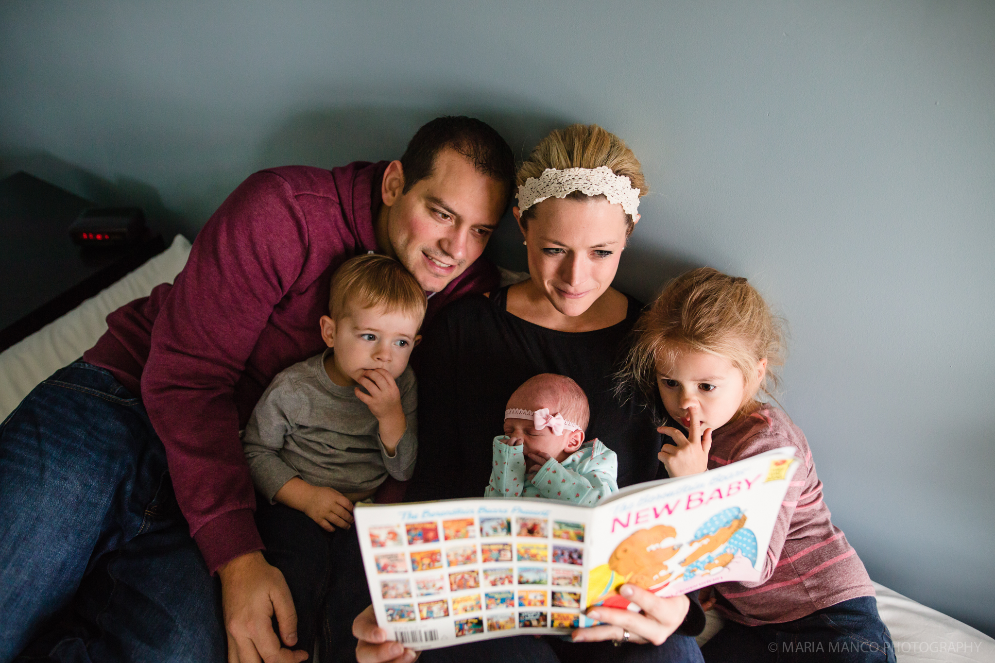 Avon Lake Cleveland Ohio Home Children Newborn Family Photographer Lifestyle