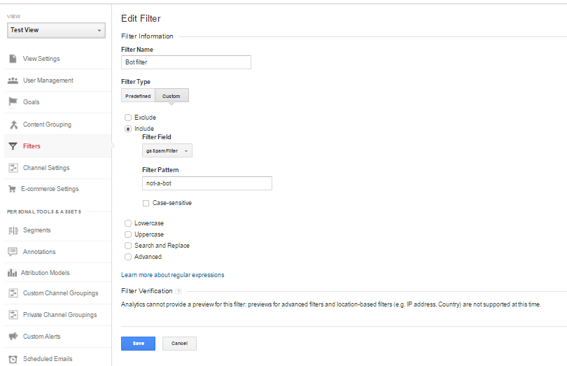 Steps to remove referral spam from Google Analytics using a cookie, tag manager and custom dimensions