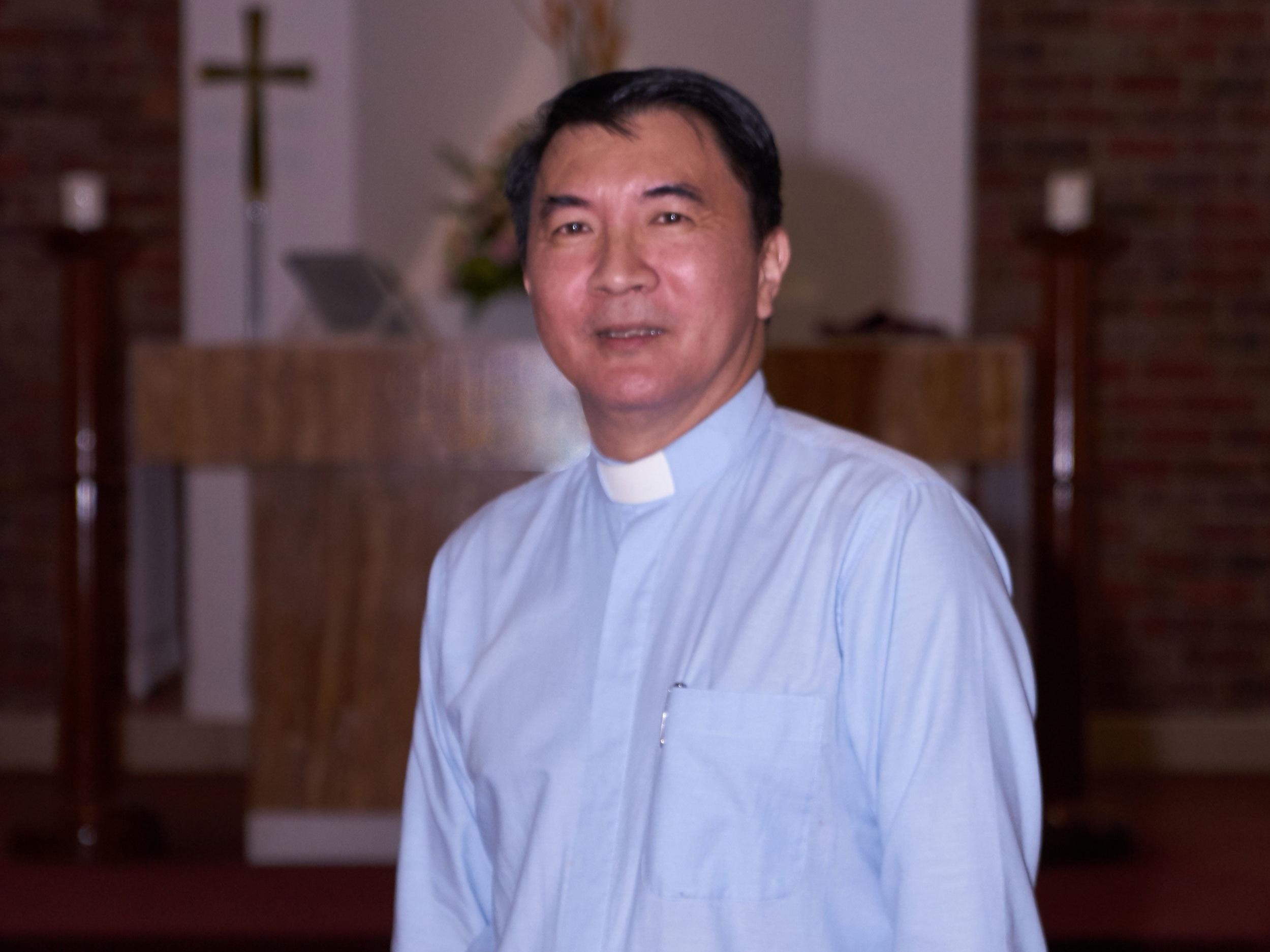 Priest-In-Chrage:  Revd Darren Choo