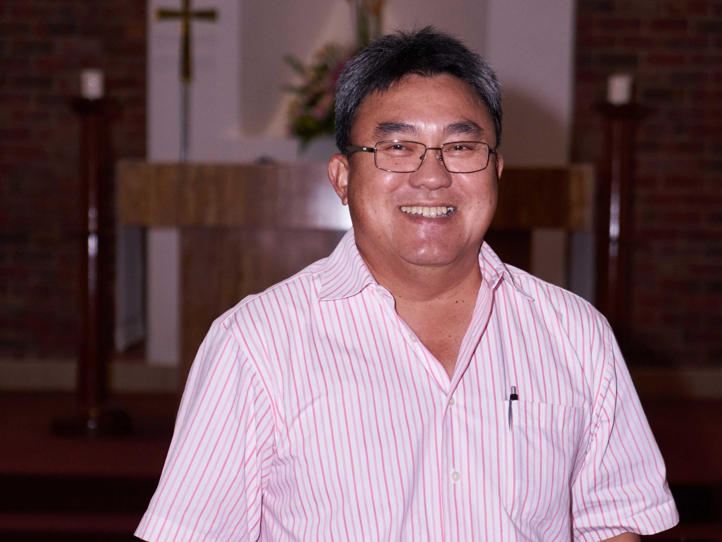 Pastoral Staff:  Jackson Loy
