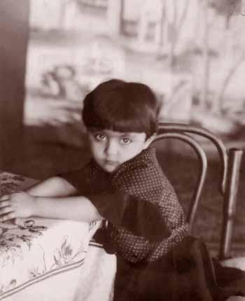 В жизни дочери Чаренца Арпеник это стихотворение сыграло особую, очень значимую роль.