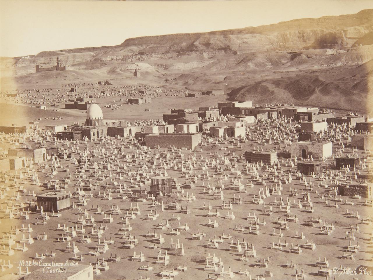Каир. Арабское кладбище (Тура) 1875-82.jpg