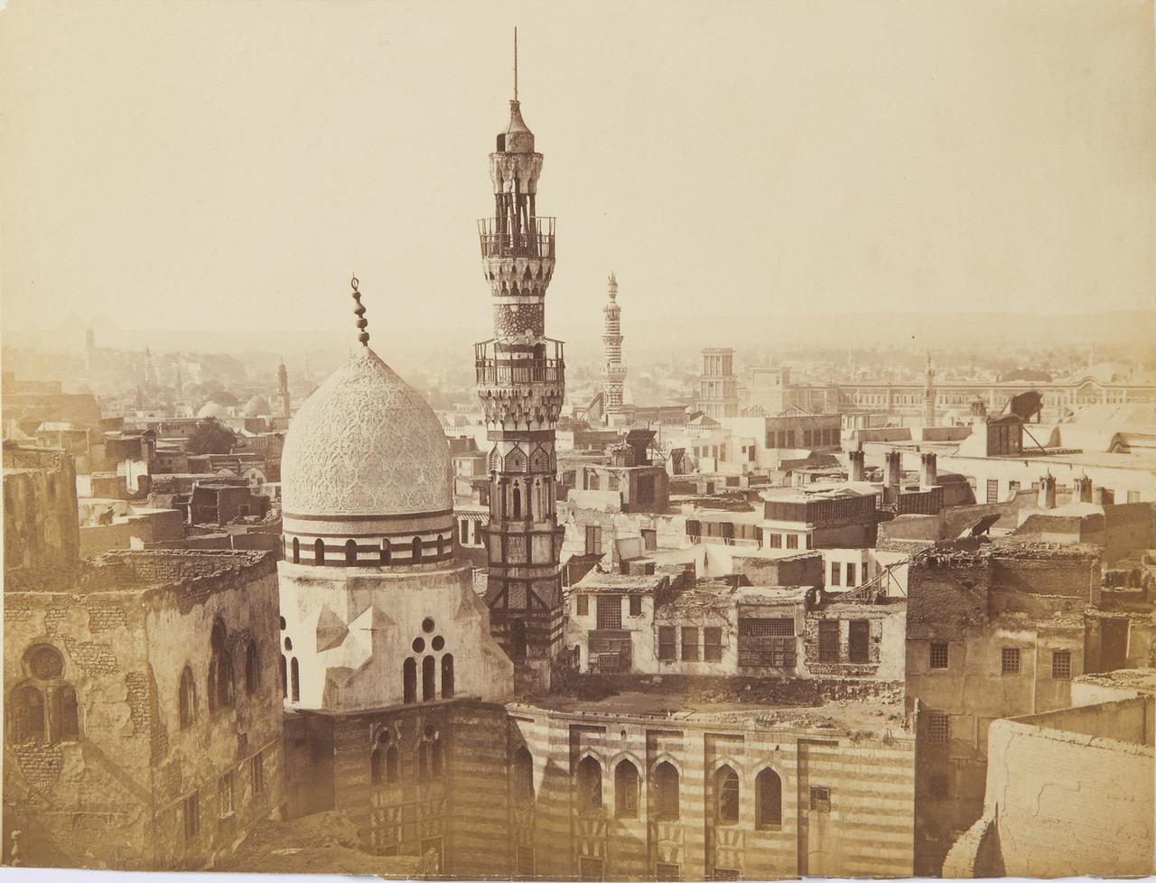 Каир. Вид городских крыш.jpg