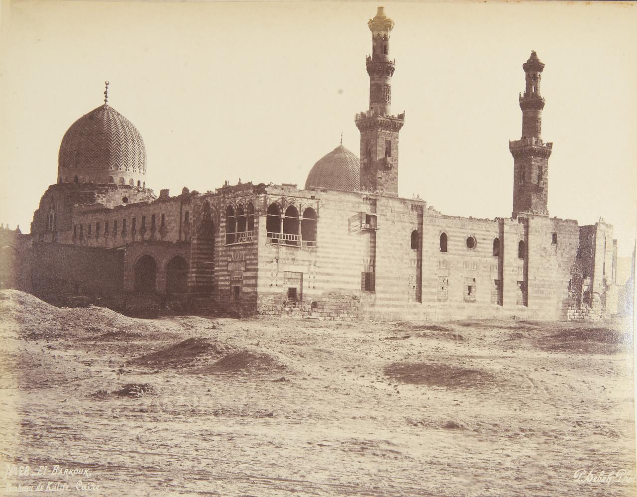 Каир. Мечеть Султана Баркук Калауна и Гробницы халифов.jpg