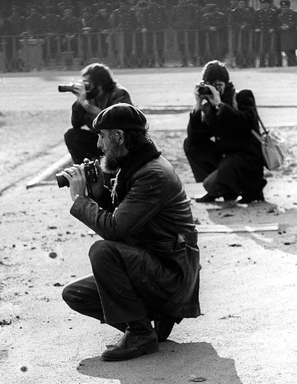 Рафик Экекян на матче арарат цска кубок ссср 1982.jpg