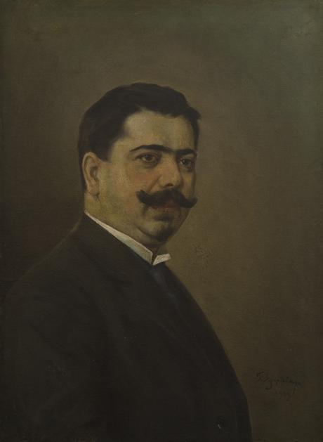 Портрет врача Павла Петровича Чибухчяна
