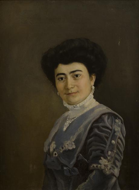 Портрет Марии Ивановны Чибухчян 1909