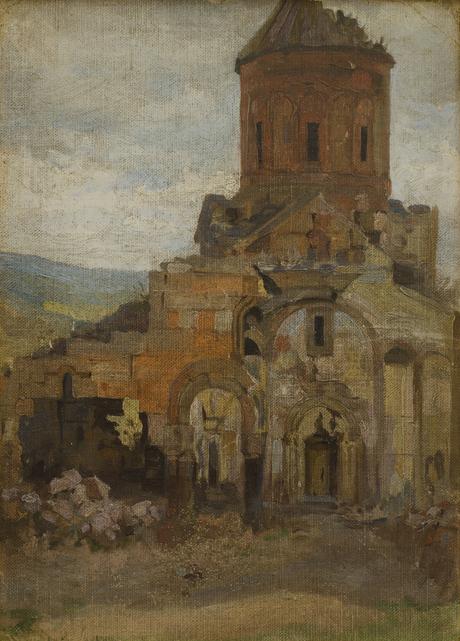 Церковь в Ани