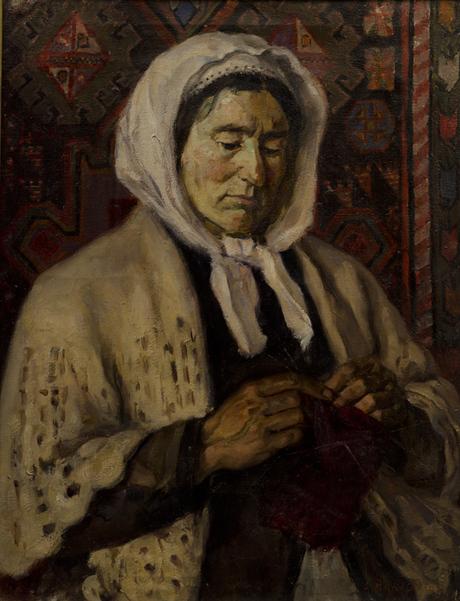 Вяжущая гулпу (Анаит) 1930