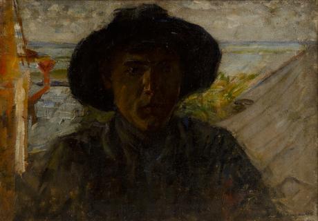 Голова рыбака 1912