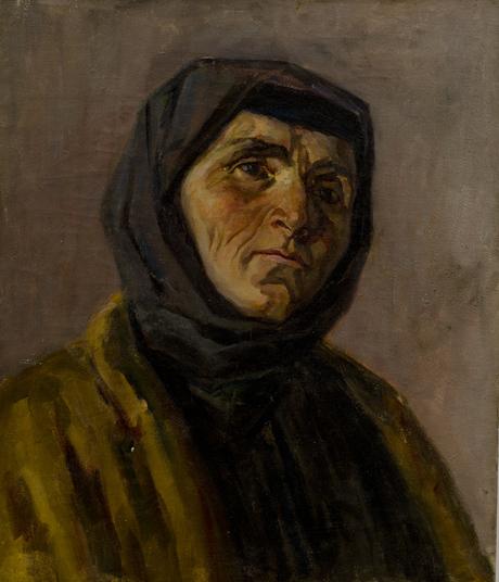 Женщина из Карабаха