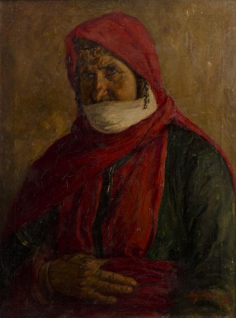 Женщина Карабаха
