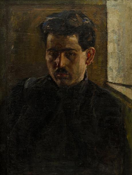 Портрет М .К. Папазяна 1921