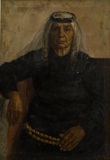 Портрет тещи