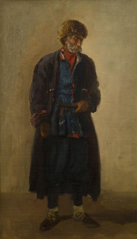 Армянский крестьянин 1907