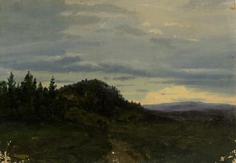 Вечер 1888