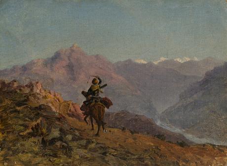 Всадник 1888