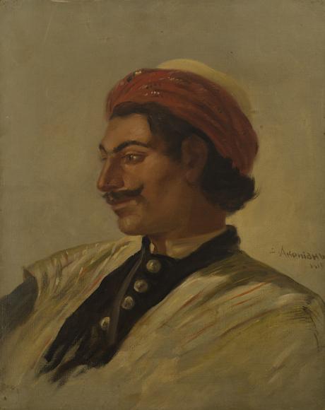 Молодой курд 1913
