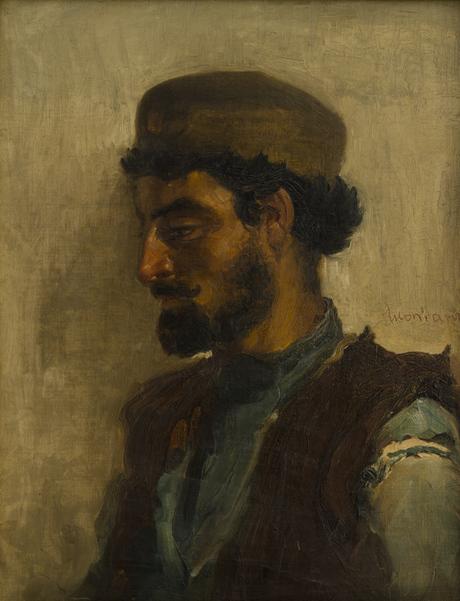 Портрет армянского крестьянина 1913
