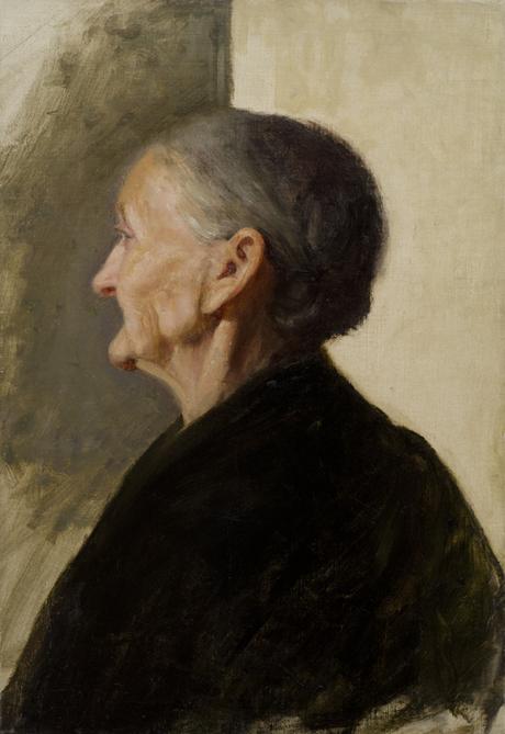 Портрет Старой женщины