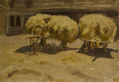 Сено 1900