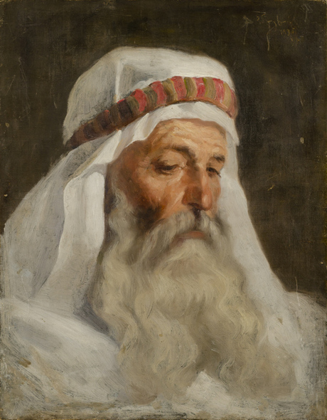 Старик 1896