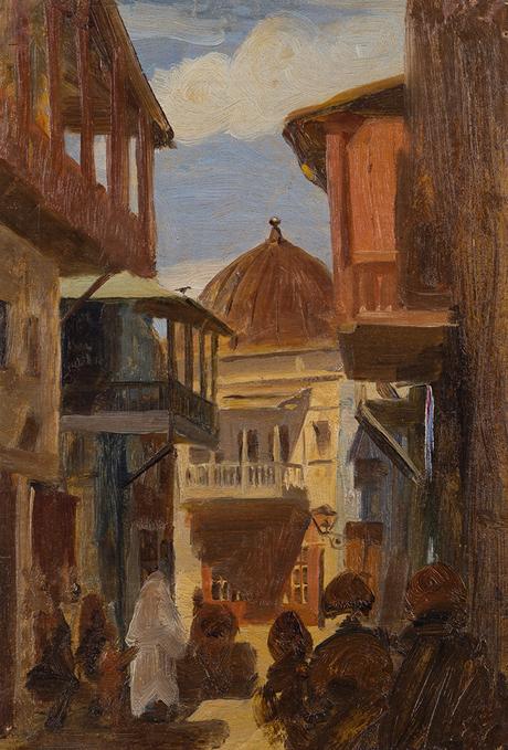 Старый Тифлис 1895