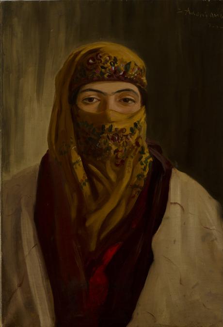 Шушинская армянка 1920