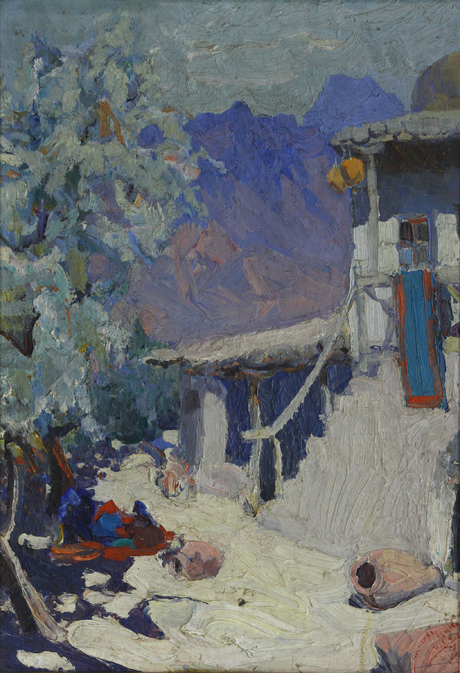 В деревне 1917