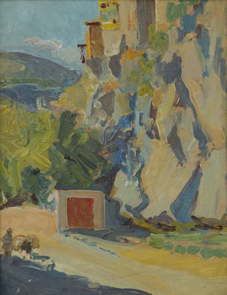 Дзорагюх 1923-1924
