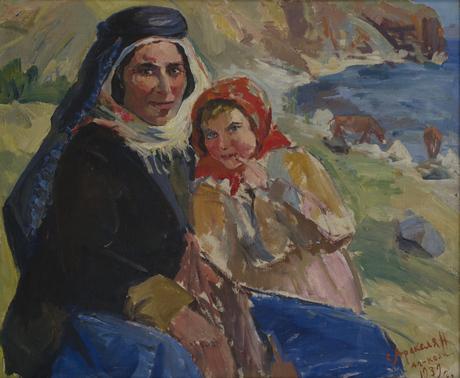 Стахановка Сасма ханум 1937