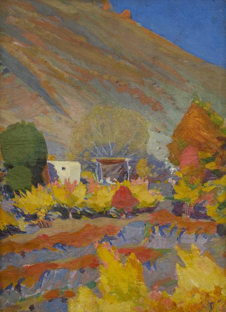 Хуран-Булаг 1923-1924