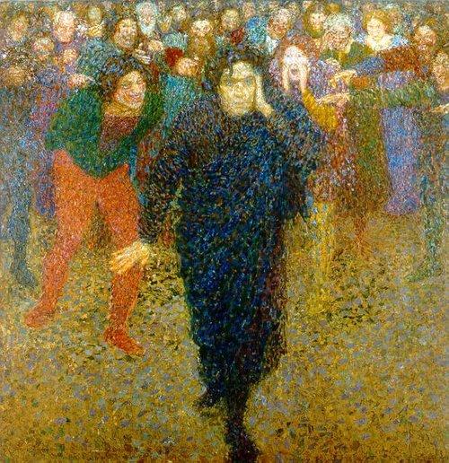 Гений и толпа (посвящение Бетховену) 1909