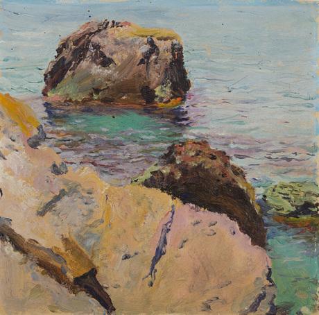 Камни Альчика 1934