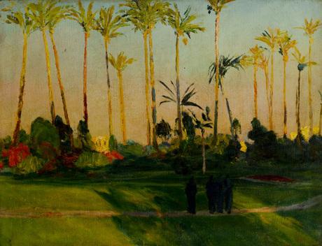 Оазис 1915