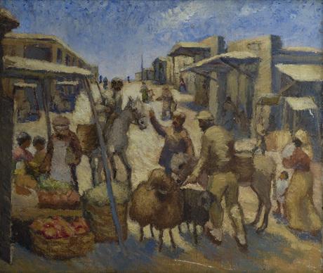 Гантар, рынок 1929
