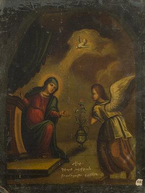 Благовещание, 18 век