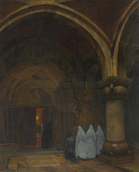 Гавит Санаинского монастыря 1904
