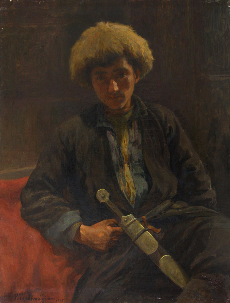 Лорийский пастух 1905